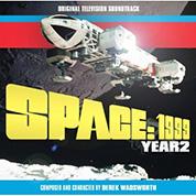 Space: 1999 (Year 2 - An Original Soundtrack Recording) - Derek Wadsworth