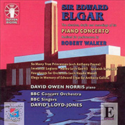 Elgar: The Sketches, Drafts and Recordings of His Piano Concerto - David Lloyd-Jones / David Owen Norris