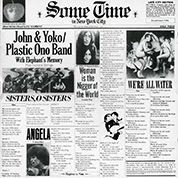 Some Time in New York City - John Lennon, Yoko Ono, Plastic Ono Band