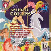 Anthony Collins: Vanity Fair; Etc. - BBC Concert Orchestra / John Wilson