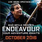Bear Grylls Live: Endeavour - Guy Farley