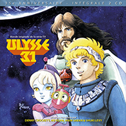 Ulysse 31 Soundtrack Ultimate Edition - Denny Crockett, Haïm Saban, Shuki Levy Ike Egan