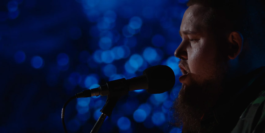 BRITs Winner Rag 'n' Bone Man At Abbey Road