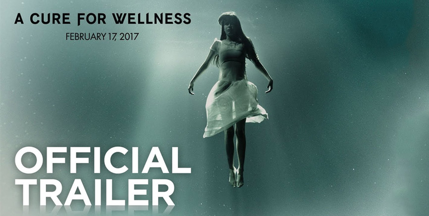 A Cure For Wellness Super Bowl Ad