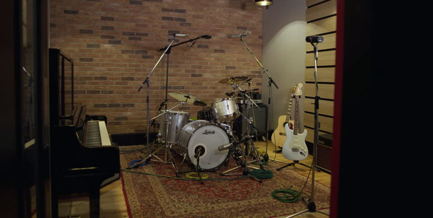 Step Inside Abbey Road's New Studios