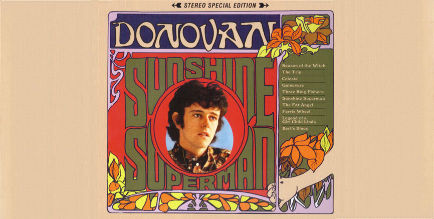 #AbbeyRoad85 Track Highlight: Donovan's Sunshine Superman