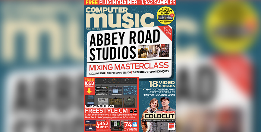 Abbey Road Covers Computer Music