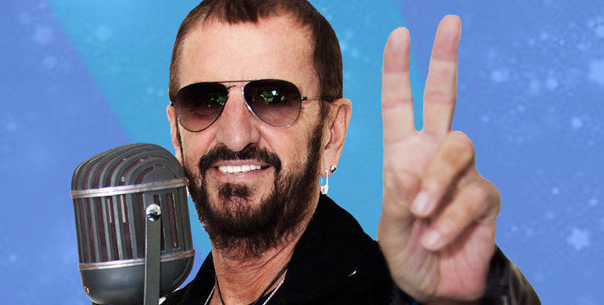 Ringo Starr's Peace & Love Birthday Celebration