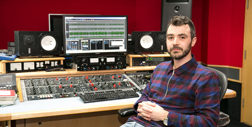 New Mastering Engineer Alex Gordon