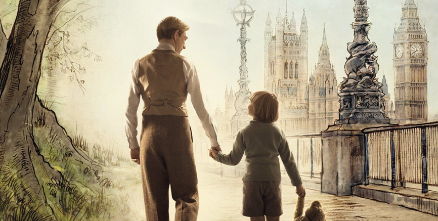 Score for Goodbye Christopher Robin Recorded in Studio Two