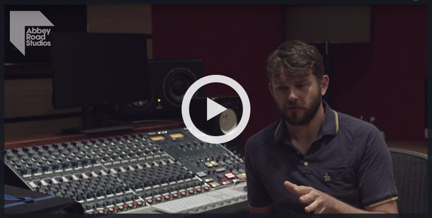 Abbey Road Interviews: Charlie Andrew