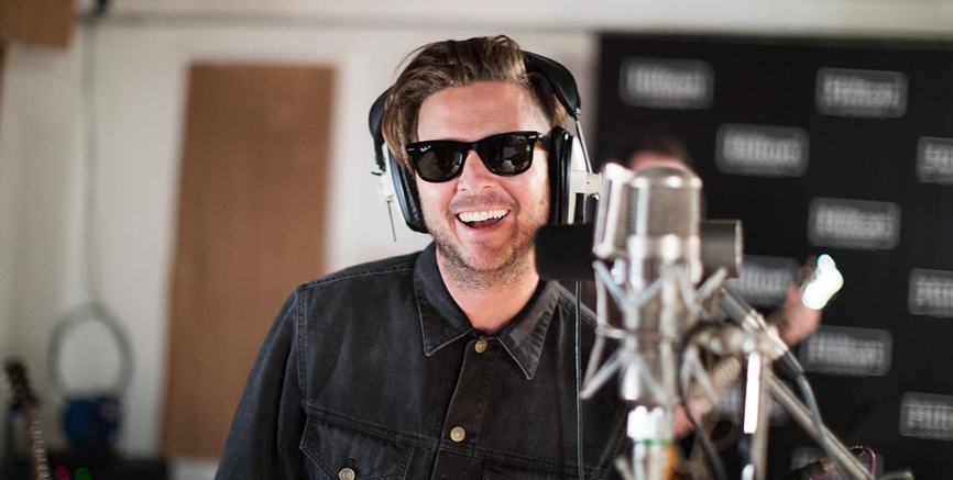 OneRepublic Cover Oasis at Abbey Road Studios