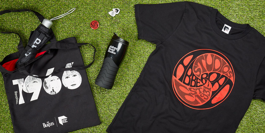 Get ready for Festival season with Abbey Road