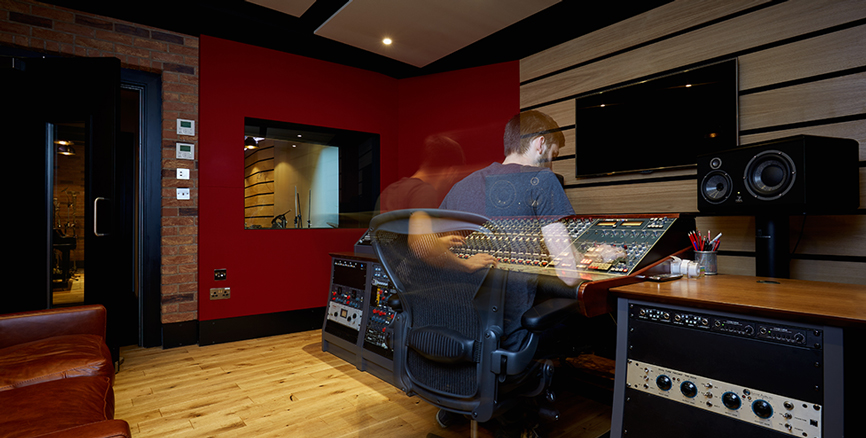 Emerging Artists Embrace New Studios at Abbey Road