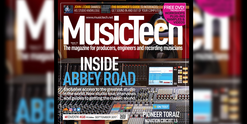 Abbey Road Covers Music Tech