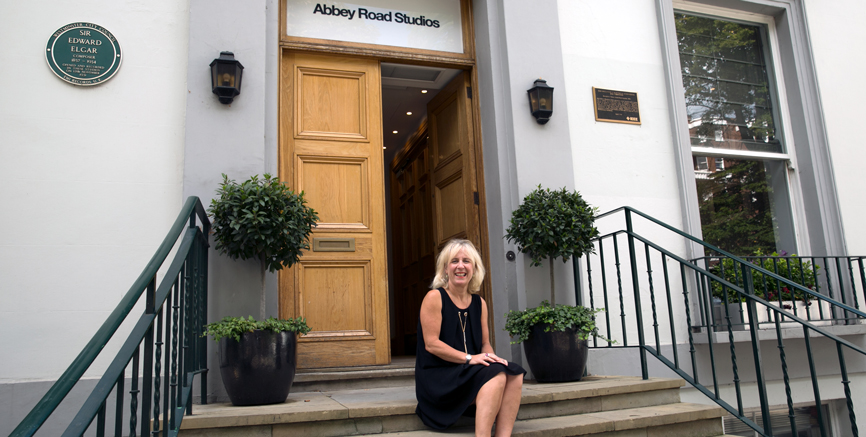 Lucy Launder Celebrates 20 Years At Abbey Road