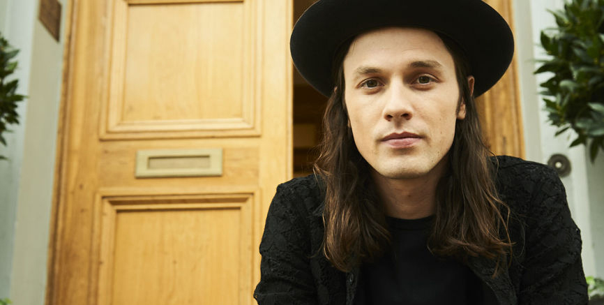 James Bay at Abbey Road Studios