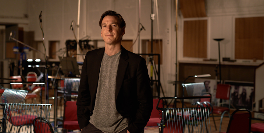 Mirek Stiles talks to Forbes Magazine about Abbey Road Red