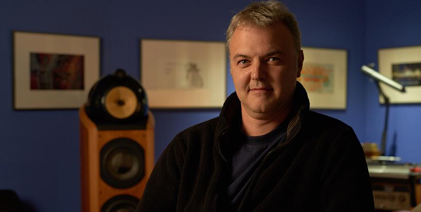 Meet The Talent: Andrew Walter