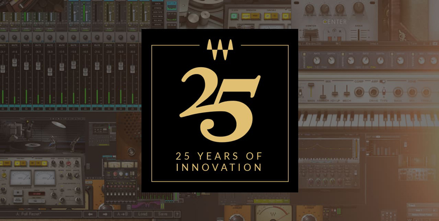 Waves Audio – 25th Anniversary
