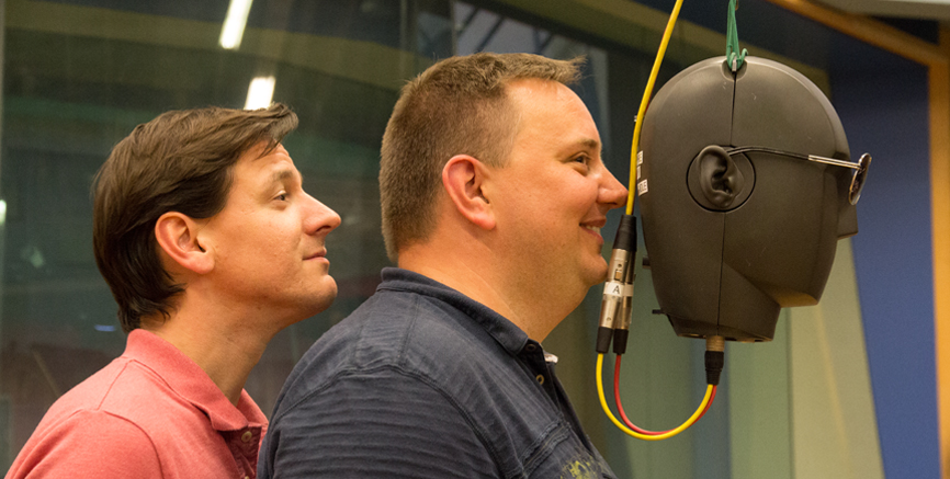 Head of Audio Products, Mirek Stiles, delves into the world of Spatial Audio