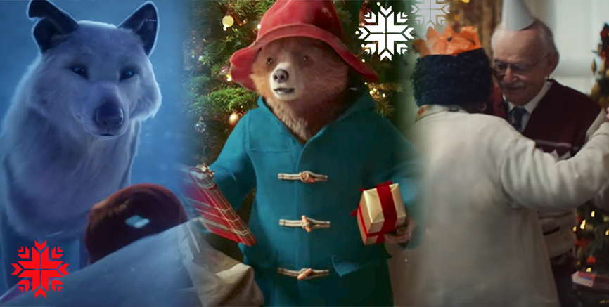 Scores for some of 2017's biggest Christmas adverts recorded at Abbey Road
