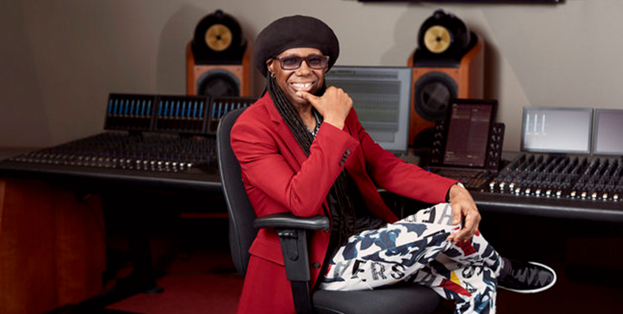 Nile Rodgers Appointed Chairman of the Songwriters Hall of Fame