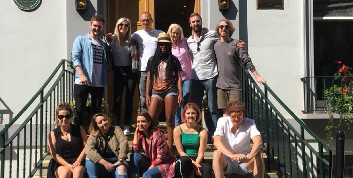 Abbey Road Studios Hosts BMI Songwriting Camp