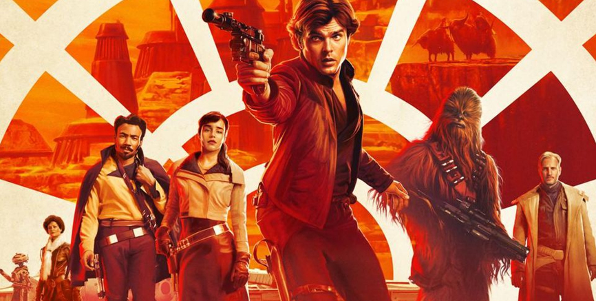Solo: A Star Wars Story approaches UK release