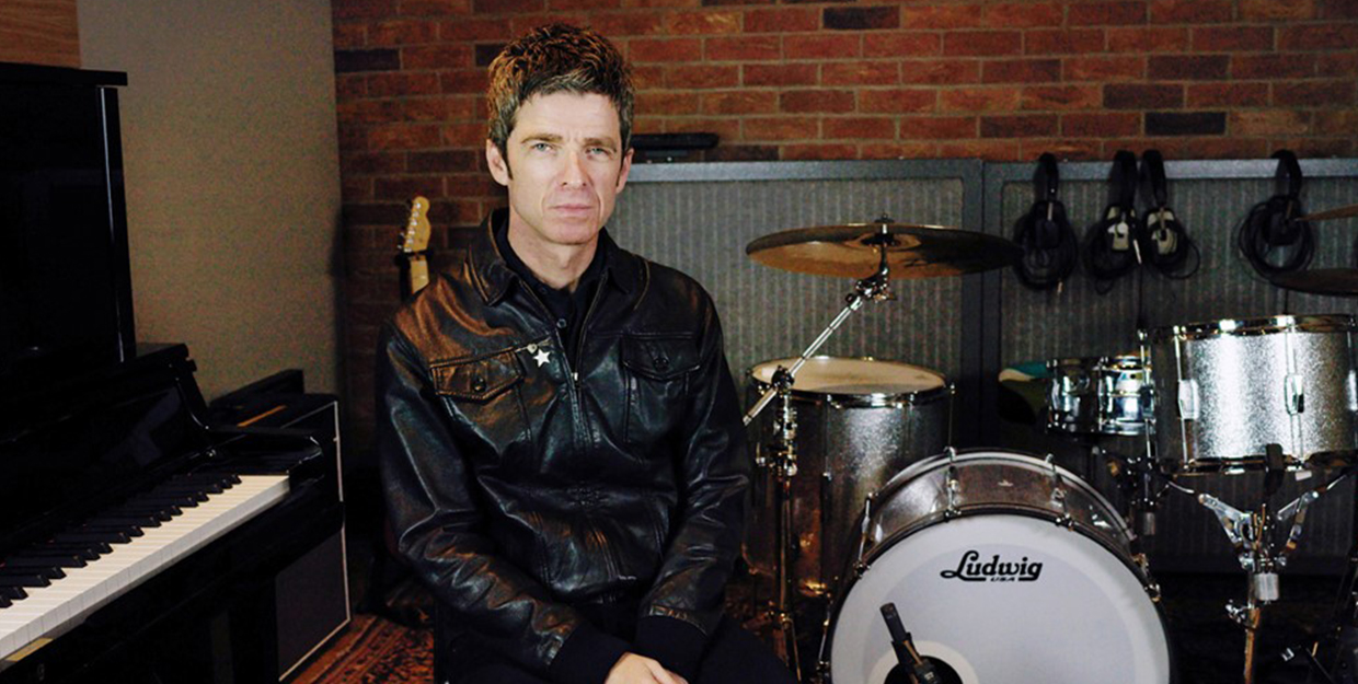 Noel Gallagher talks to Abbey Road - Full Interview