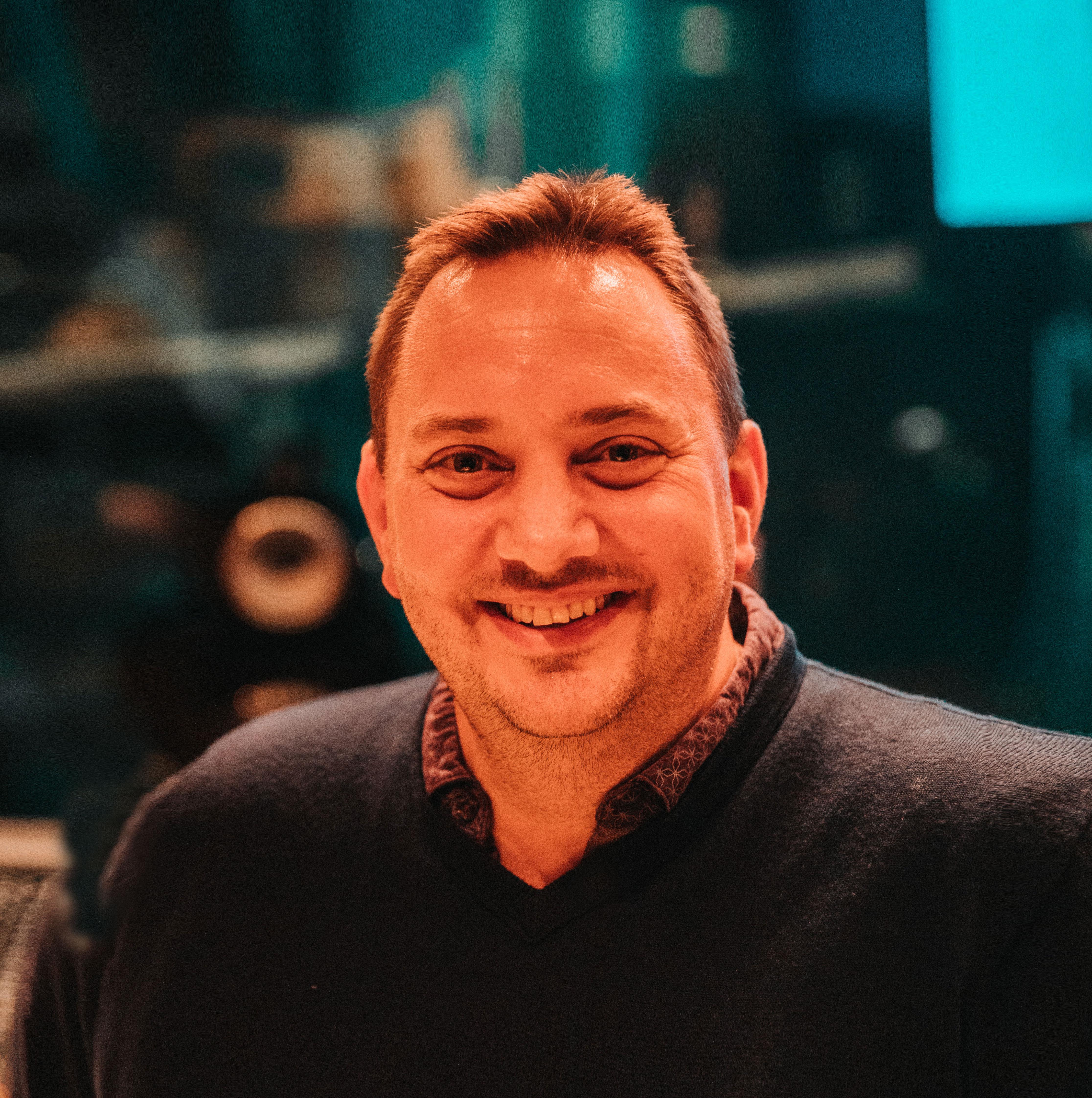 Andrew Dudman