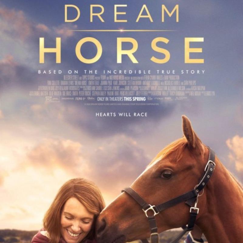 Dream Horse (Original Soundtrack)  - Benjamin Woodgates