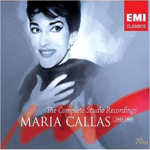 The Complete Studio Recordings (Box Set) - Maria Callas