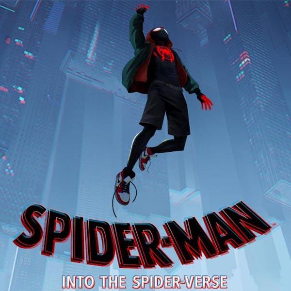 Spiderman into the spider  - Daniel Pemberton