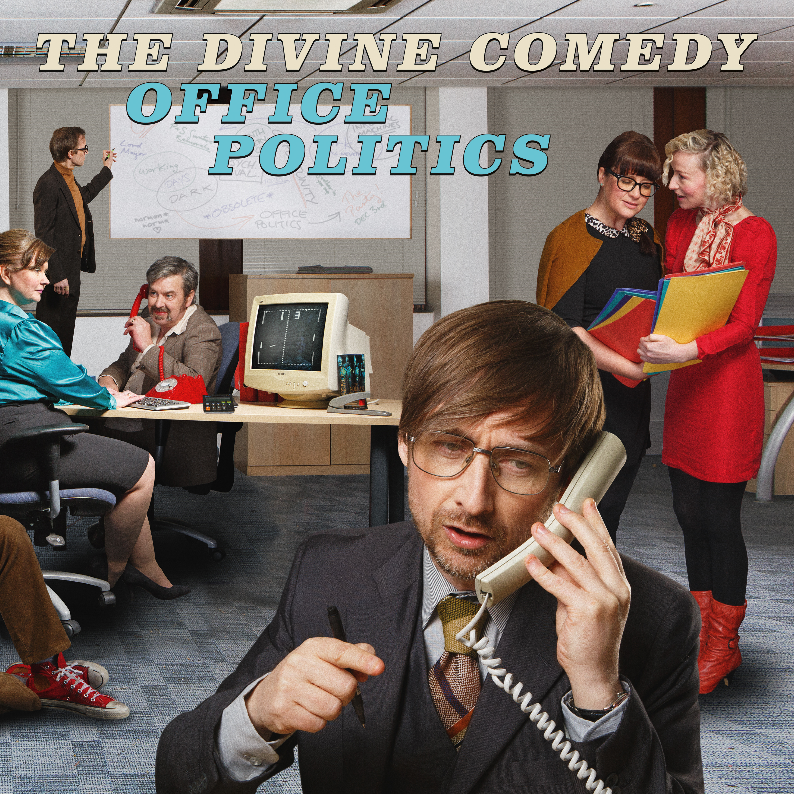 Infernal Machines (track) - The Divine Comedy