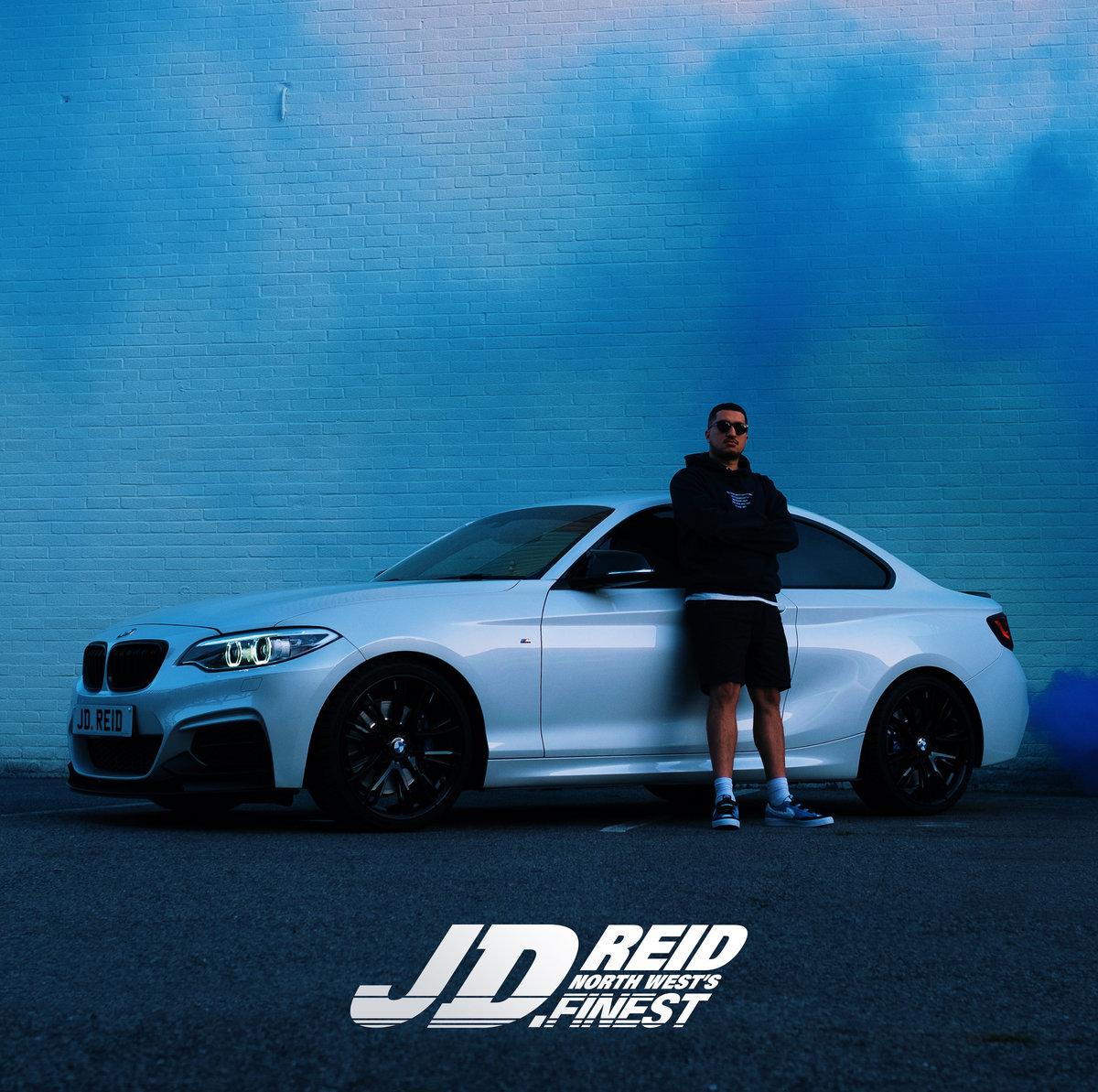 North West's Finest mixtape - JD Reid