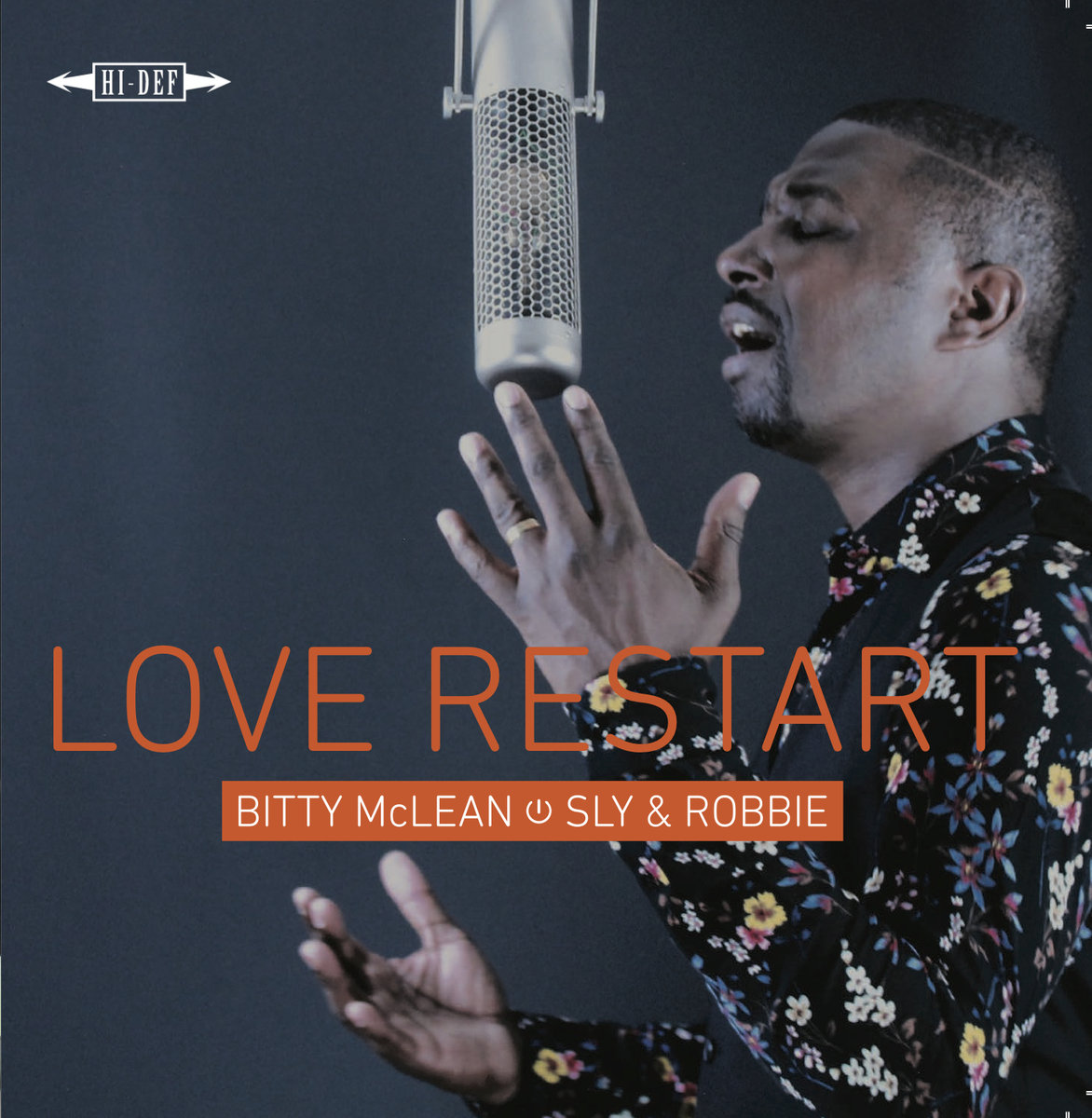 Love Restart - Bitty McLean Sly & Robbie