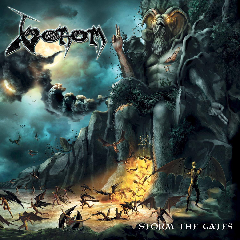 Storm The Gates - Venom