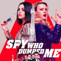 The Spy Who Dumped Me - Tyler Bates