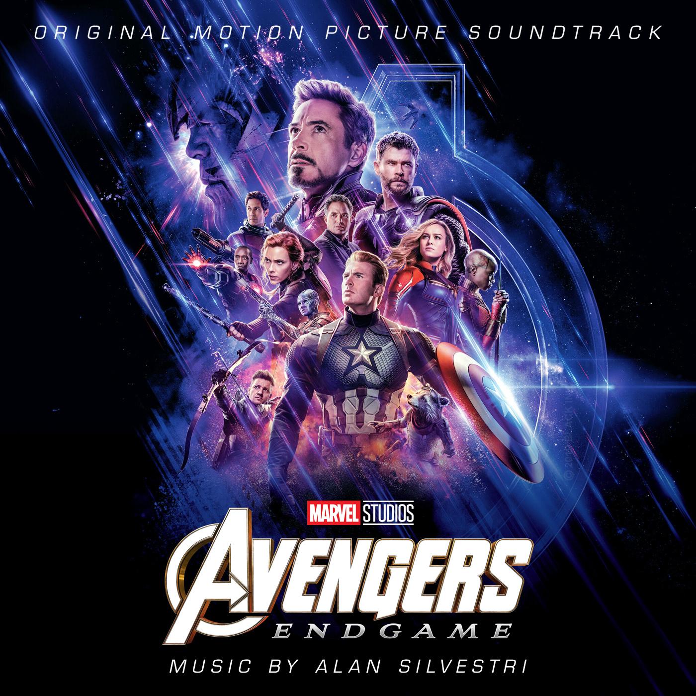 Avengers Endgame - Alan Silvestri