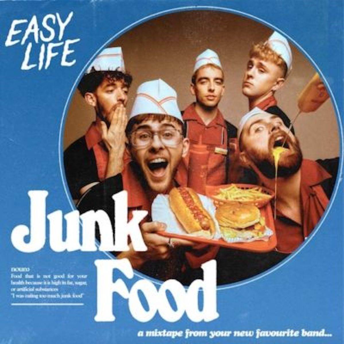 Junk Food - Easy Life