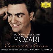 Orchestra   Mozart Concert Arias - London Symphony