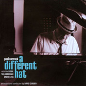 A Different Hat - Paul Carrack