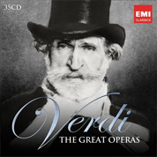 The Great Operas (EMI) - Verdi