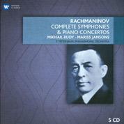 Rachmaninov Complete Symphonies & Piano Concertos - Mariss Jansons
