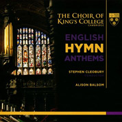 English Hymn Anthems - Stephen Cleobury
