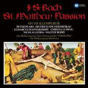 St Matthews Passion (Remaster Warner Music Japan) - Bach