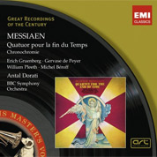 Messiaen - Quartet for the End of Time