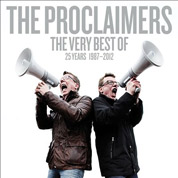 The Very Best Of: 25 Years 1987-2012 - The Proclaimers