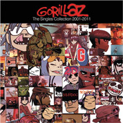 The Singles Collection: 2001-2011 - Gorillaz